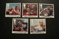 GB 1995 Commemorative Stamps~Rugby~Very Fine Used Set~UK Seller