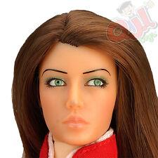 FemBasix CG Cy Girl Mia Porshe Premium Female Figure Head 1:6 Scale (2001a4)