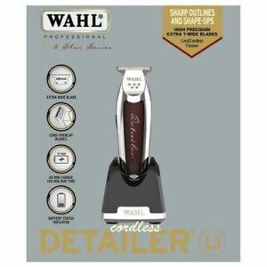 WAHL PROFESSIONAL CORDLESS DETAILER LI SHAVER/TRIMMER *UK MODEL