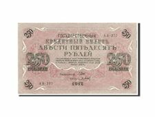 [#116949] Russia, 250 Rubles, 1917, Undated, KM:36, BB+