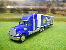 Siku Sonderedition 1/87 Kenworth triaxle Box Trailer fruchtig Transport 1834