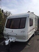 Elddis Avante 482 Caravan.