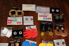 Buy 1 get 1Free Vintage New Earrings Grab Bag style Deal Wholesale 2 for 1 L@@k
