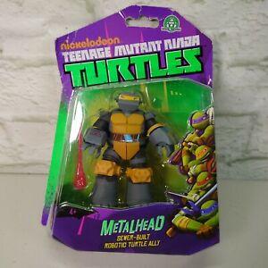 Nickelodeon Teenage Mutant Ninja Turtles Metalhead Action Figure Playmates Toys