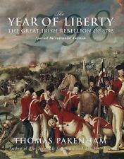 The Year of Liberty: The Great Irish Rebellion of 1798 Pakenham, Thomas Hardcov