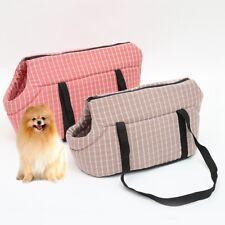 Pet Carrier Bag Portable Puppy Dog Cat Carrying Shoulder Handbag Travel Tote Bag