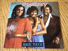 "ODYSSEY - MAGIC TOUCH  7"" VINYL PS"