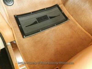 Rolls Royce Corniche 1971 to 2003 Driver Rubber Mat  Mulliner Park Ward  NEW NLA