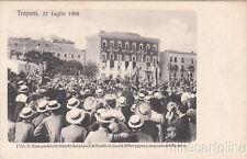 * TRAPANI - Nasi di fronte al Grand Hotel 1908