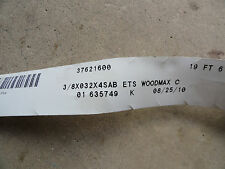 "Simonds Woodmax Band Saw Blade, 19' 6"", 0.032"" thick, 4 TPI, 37621600"