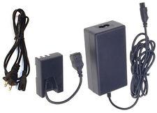 AC Adapter EH-5 + EP-5 DC Coupler Connector for Nikon D40 D40X D60 D3000 D5000