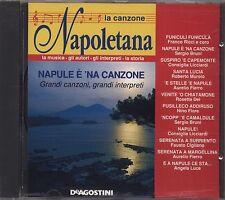 La canzone Napoletana - FRANCO RICCI SERGIO BRUNI LICCIARDI NINO FIORE FIERRO CD