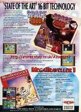 "Space 1889 & MegaTravaller 1 ""Empire Strategy"" 1991 Magazine Advert #5596"