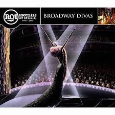 Broadway Divas by Various Artists (CD, Aug-2001, RCA)