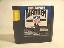 Madden NFL '94 (Sega Genesis, 1993)  game only