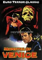 Monster of Venice, (US Title; The Embalmer, DVD, 2005) New, English Dubbed Only