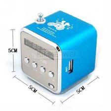 Mini Digital Micro SD TF USB FM Lautsprecher/Speaker für Radio iPod iPhone Mp3/4