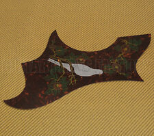 PG-DOVE Tortoise Acoustic Dove Guitar Pickguard With Self Adhesive Epi/Gibson