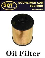 Vauxhall 1.0 1.2 1.4 12v & 16v Corsa Agila Mervia Astra Oil Filter SCT Germany