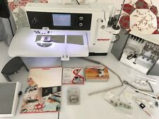 Bernina 820 Sewing Machine with #97D Patchwork Foot and BSR Stitch Regulator