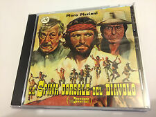 LA SPINA DORSALE DEL DIAVOLO (Piccioni) OOP 1997 Legend Soundtrack Score OST CD