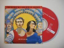 FREDERICKS GOLDMAN JONES : ROUGE [ CD SINGLE PORT GRATUIT ]