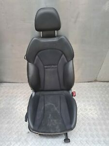 AUDI A1 8X 3 DOOR S-LINE FRONT RIGHT DRIVER SIDE INTERIOR SEAT