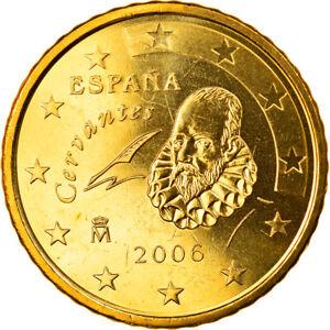 [#819718] Espagne, 50 Euro Cent, 2006, Madrid, FDC, Laiton, KM:1045