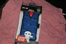 Zizo Bolt Case For ZTE N9132 W Screen Protector Kickstand Holster Dark Blue