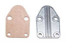 Fuel Pump Block-Off Plate-Base, GAS, OHV, Natural Trans Dapt Performance 2057