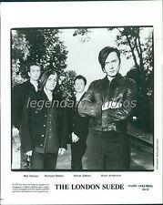 The London Suede   Columbia Original Music Press Photo