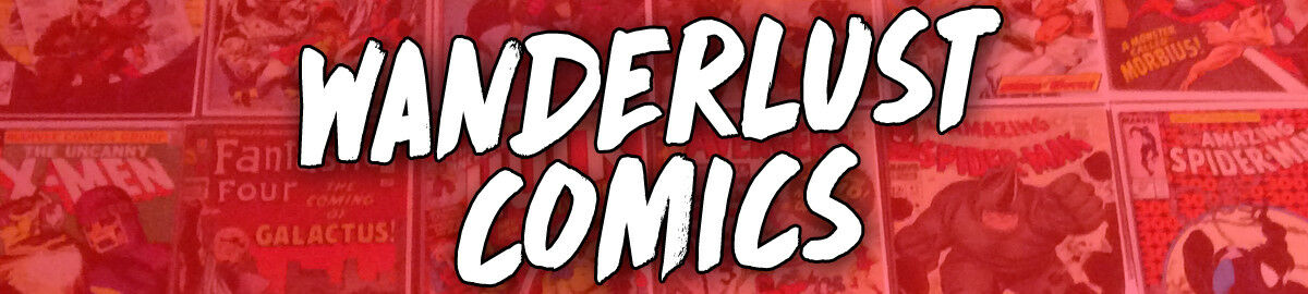 Wanderlust Comics and Collectibles