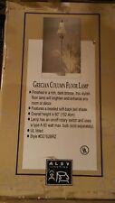 Alsy Lighging Grecian Column Floor Lamp D2762BRZ