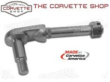C2 C3 Corvette Lower Rear Shock Mount Bolt & Castle Nut 1963-82 Left Hand 25429