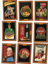 COKE -- Series 4 -- Complete 100 card set -- Coca-cola --