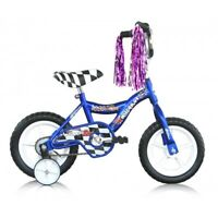 Micargi MBR12Y-B-BL 12 in. Boys BMX Bicycle Blue