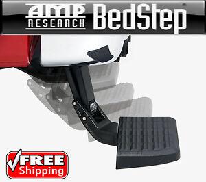 AMP BedStep Retractable Step for Chevy Silverado GMC Sierra 1500 2500HD 3500 NIB