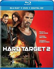 Hard Target 2 (Blu-ray/DVD, 2016, 2-Disc Set, Includes Digital Copy UltraViolet)
