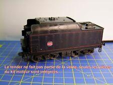 Re-Motorisation TENDER locomotive vapeur 141 R 1246 FUEL réf. 8273 JOUEF HO