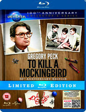 TO KILL A MOCKINGBIRD - BLU-RAY - REGION B UK