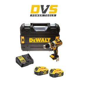 DEWALT DCD795P2 DCD795N 18V XR BRUSHLESS COMBI DRILL 2 x 5Ah Batteries