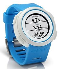 NEW Magellan Echo Smart Sports Fitness Watch Blue/White Bluetooth iPhone droid
