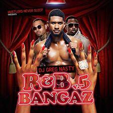 "DJ Greg Nasty - HIP-HOP AND ""R&B ""R&B Bangaz 5"" mixtape"