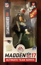 McFarlane Toys NFL Madden 17 Ultimate Team Series 1 Rob Gronkowski Exclusive