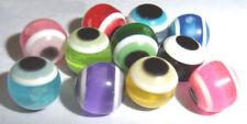 Resin Multi Plastic Jewellery Making Beads