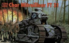 Char Mitrailleur FT-31 (PzKpfw 730 (f)) (1/72 model kit, RPM 72202)