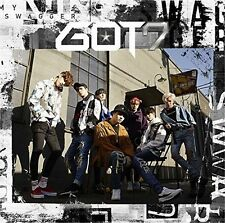 GOT7 Japan 4th Single [MY SWAGGER] Type A (CD+DVD) Limited Edition