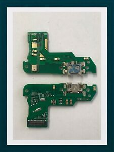 For Huawei Y6 Prime(2018)-Replacement Charge Port Board With Microphone- ATU-L31