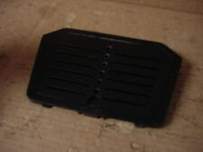 LG Refrigerator Dispenser Tray + Grille Black Part # MCR42340703 MJS42875203