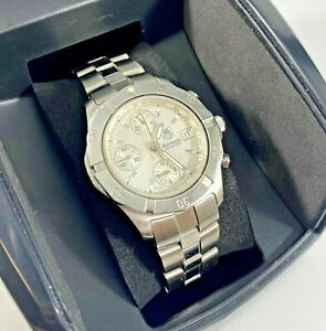 Tag Heuer Aquaracer CN2110-0 Automatic w/ Boxes Manual Card Needs Crown & Gasket